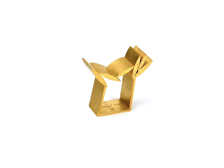 RING, GOLD, 1998