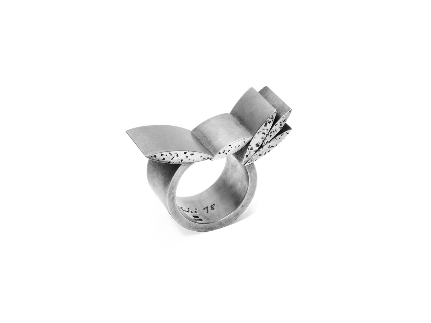 RING, SILVER, 1998