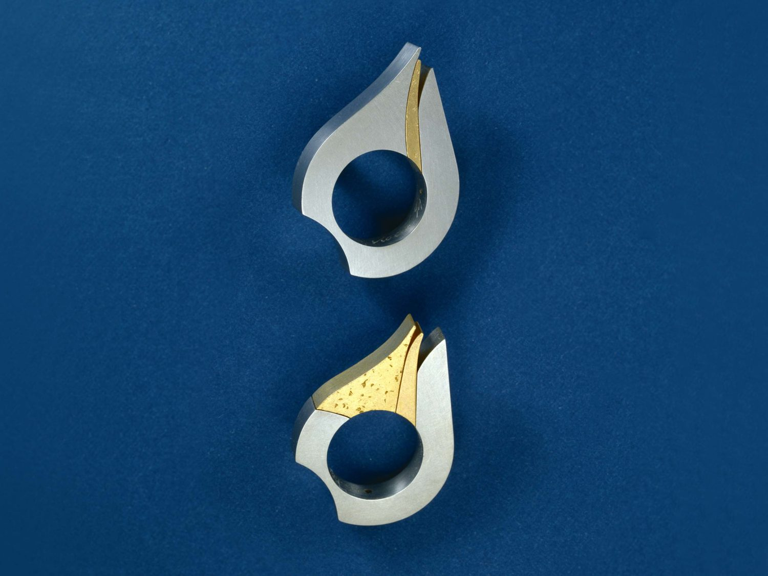 TWO RINGS, WHITE GOLD, GOLD, 1994/95