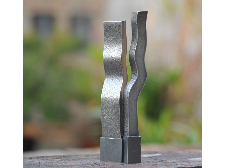 Miniature sculpture, silver, h 15 cm, 2004/09