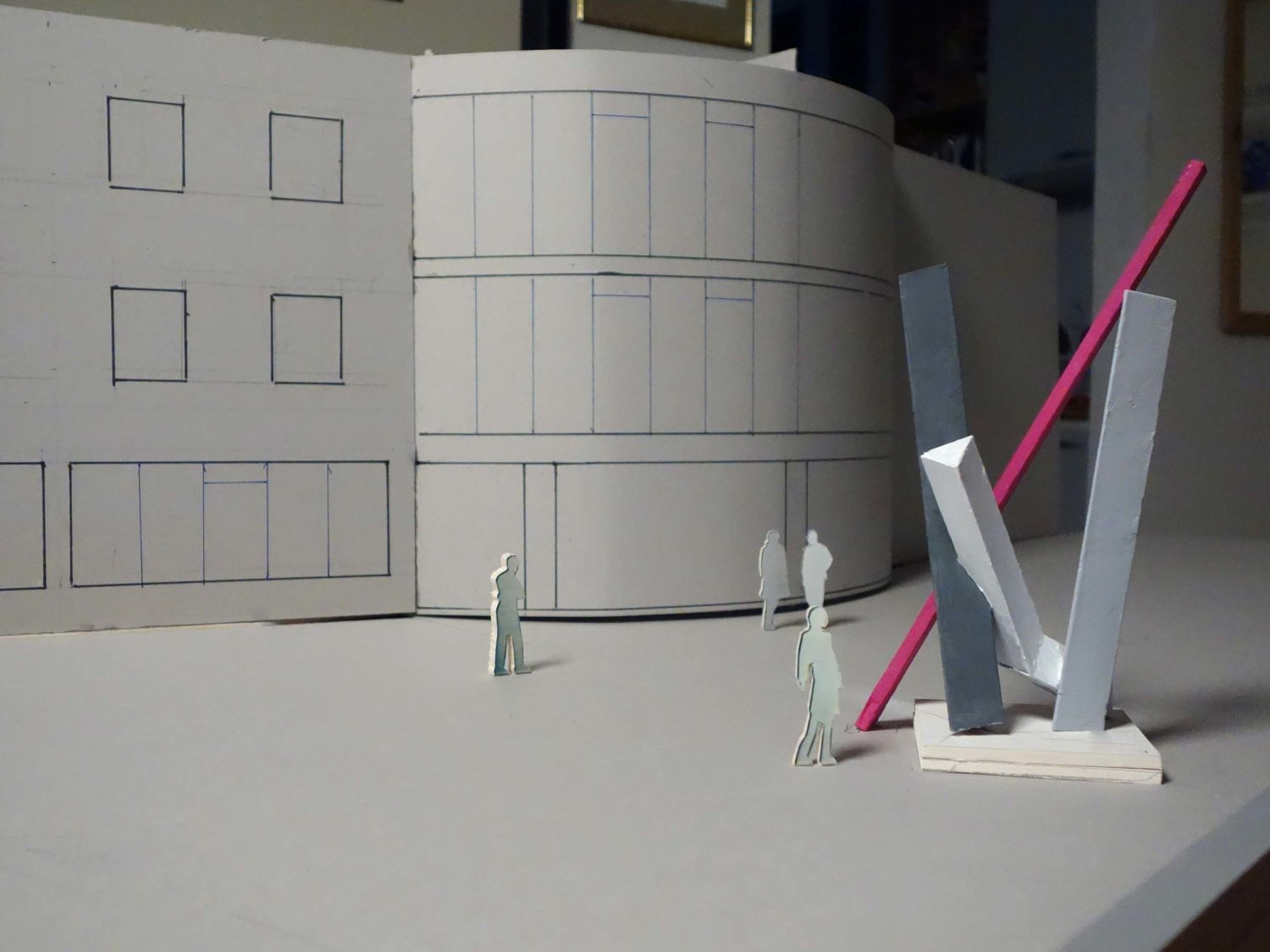model of project, overview, 2013/2014