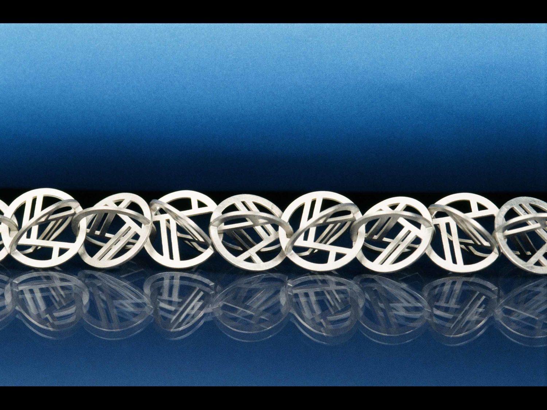 Necklace, silver, 1999/2000